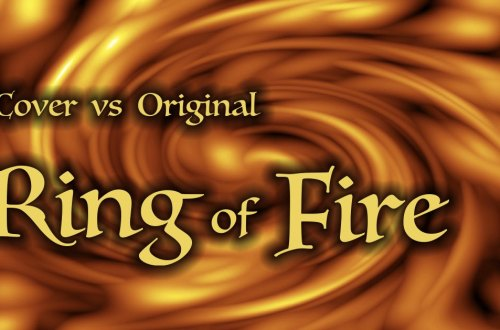 Covers of Ring of Fire