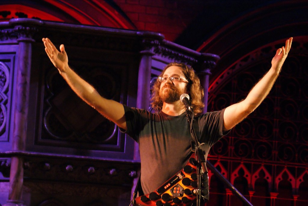 Jonathan Coulton: More Than Geeky Music