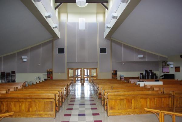 Church Sound Acoustics