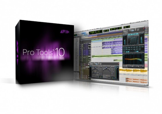 Avid lança o Pro Tools 10  1