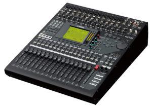 Yamaha lança novo console 01v96i  2