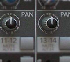 PAN: A imagem estéreo em som ao vivo 1
