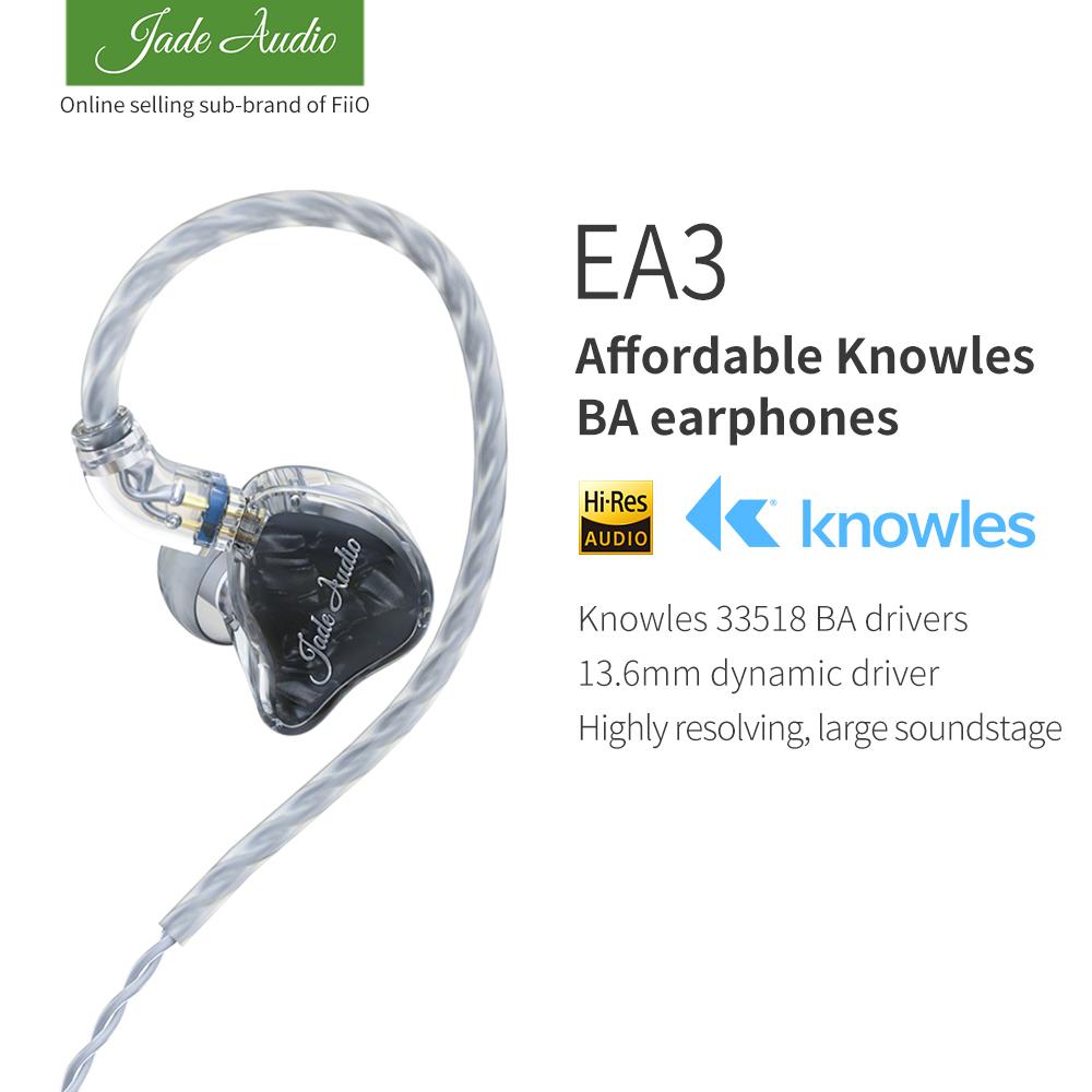 Jade Audio EA3