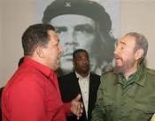 Frente a otro gran ser humano: El Che
