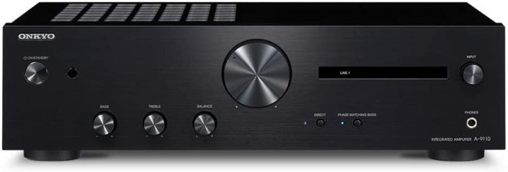 Best integrated amplifiers