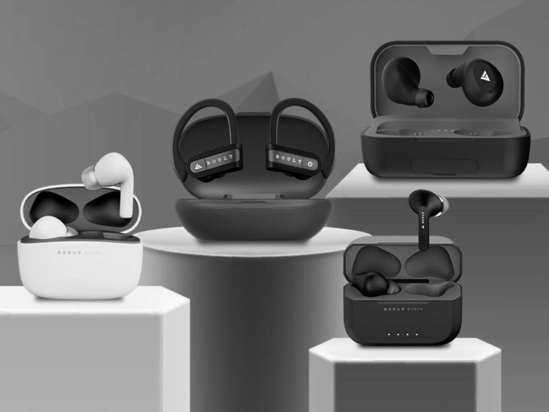 Boult Audio Earbuds