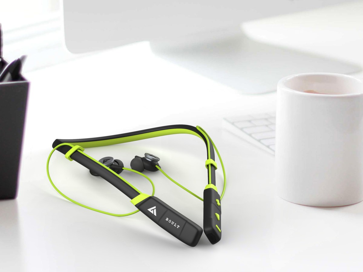 Boult Audio Curve Pro Wireless Earphones