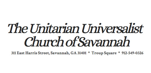 Unitarian Universalist Church Savannah
