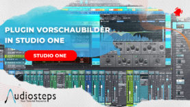 Studio One Plugin Vorschaubilder