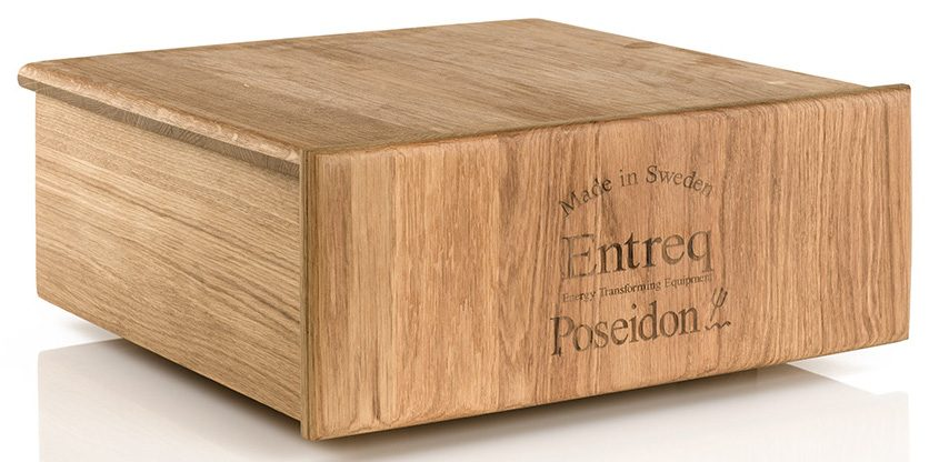 Entreq Poseidon Ground Box @ Audio Therapy