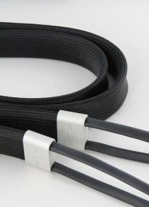 Tellurium Q Black Diamond Speaker Cable close up @ Audio Therapy
