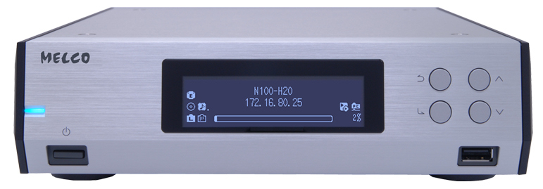 Melco N100 Digital Music Library @ Audio Therapy