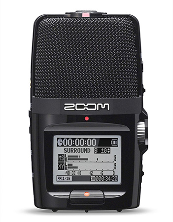 7 Digital Recording Devices for Oral History Interviews - Zoom H2n