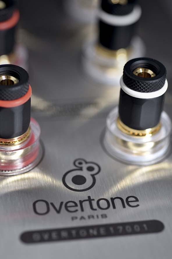 Overtone Borniers