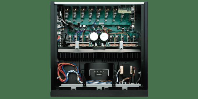PA-MC5501_ amp Onkyo top