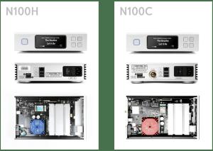 N100 C Aurender Server streamer details