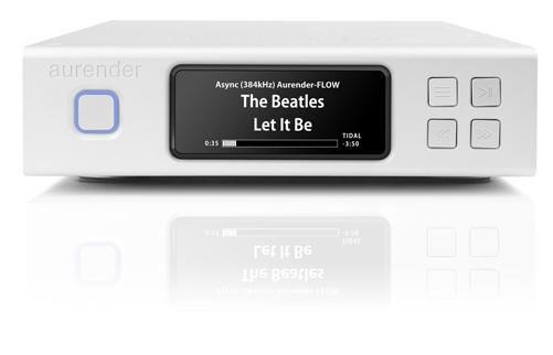 N100 C Aurender Server streamer Façade