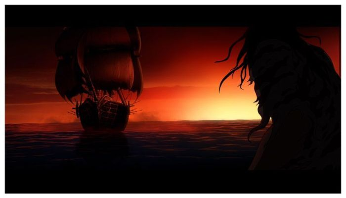 Relatos del Navío Negro