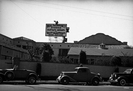 Hyperion Studios en el año 1930