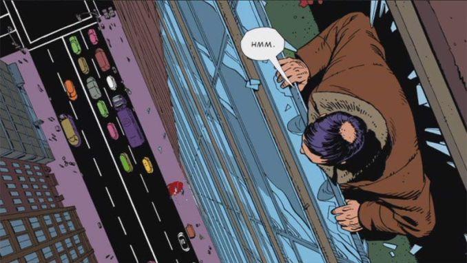 Watchmen - cómic animado