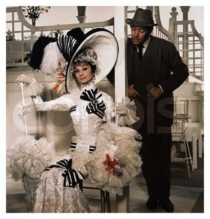 My Fair Lady - DVD analizado en AudioVideoHD.com