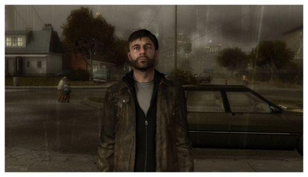 Protagonista del videojuego Heavy Rain para PS3