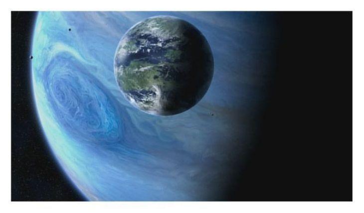 Avatar - planeta Pandora