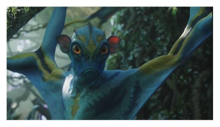 Avatar - fauna de Pandora