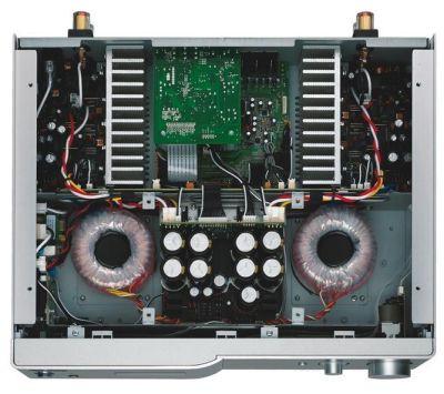 Interior del amplificador integrado Pioneer A-A9MK2