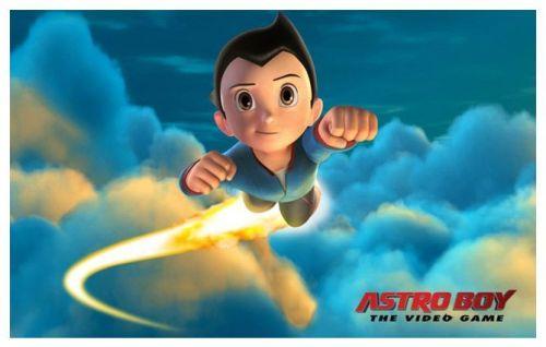Astro Boy: El videojuego