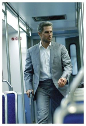 Tom Cruise en Collateral
