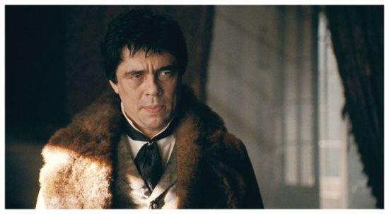 Benicio Del Toro - El Hombre Lobo (2010)
