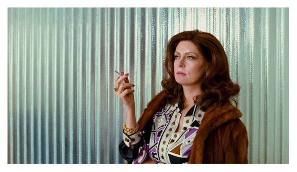Susan Sarandon en The Lovely Bones