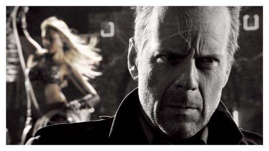 Bruce Willis en Frank Miller's Sin City