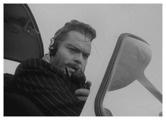 Orson Welles en Mr. Arkadin (1955)