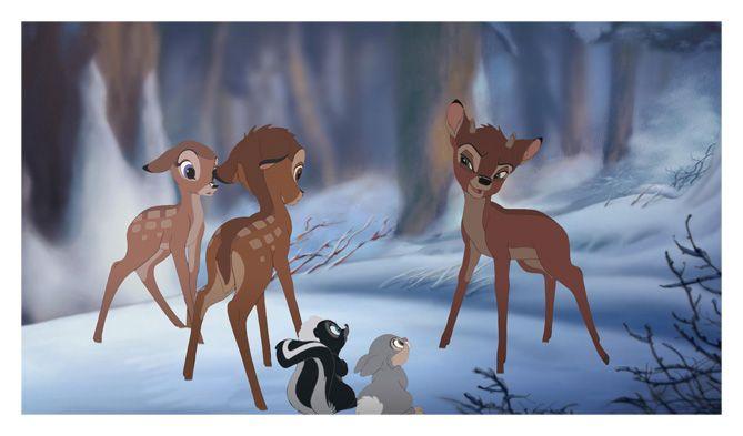 Bambi 2 (Disney 2006)