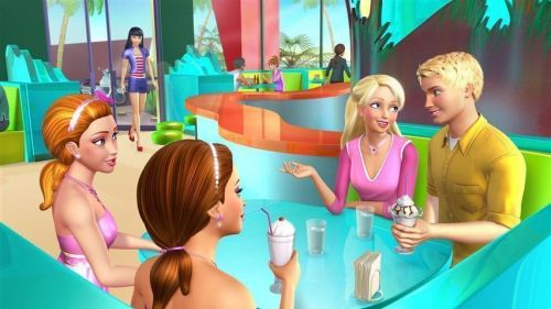"""""""Barbie™ El Secreto de las Hadas"""""""