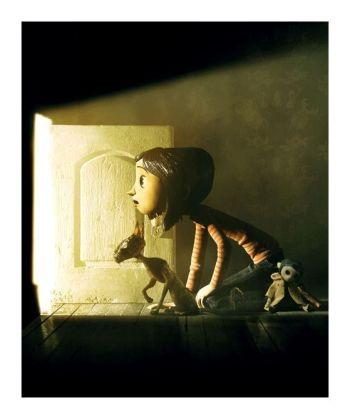 Los Mundos de Coraline en Blu Ray 3D