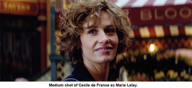 """Cecile de France en """"Más allá de la vida"""" (2010)"""