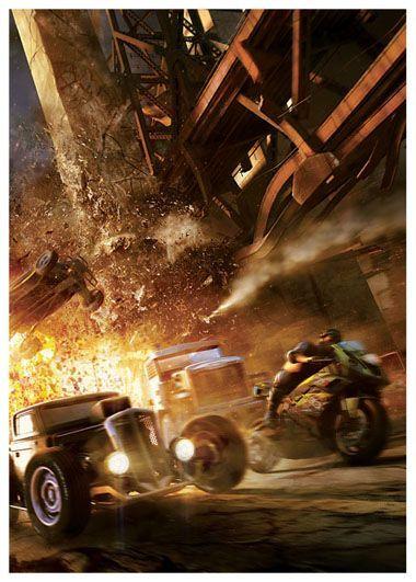 """""""MOTORSTORM: APOCALYPSE"""" para PS3"""