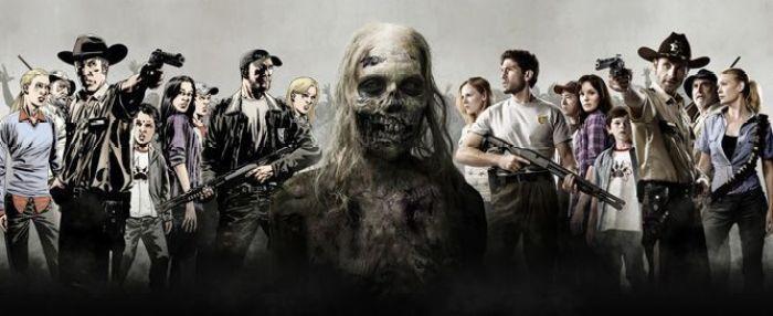 THE WALKING DEAD - El Cómic vs la Serie de TV