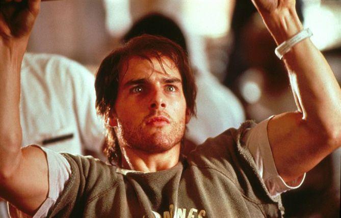 """Tom Cruise en """"Nacido el 4 de Julio"""""""