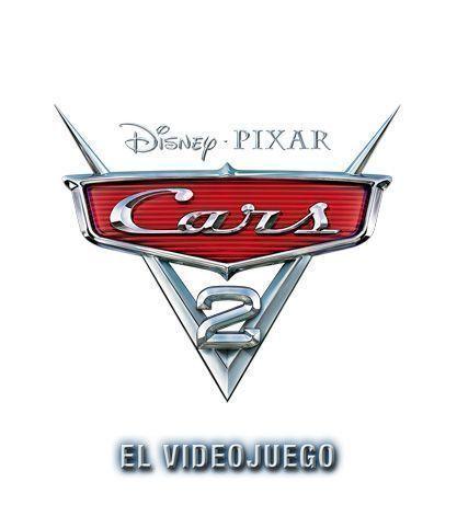 """Cars 2 El Videojuego """"LOGO"""""""