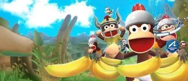 """APE ESCAPE"" para PS3"