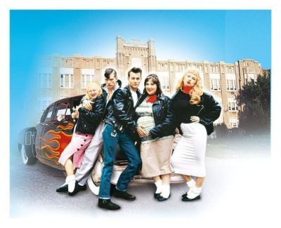 """""""CRY-BABY"""" (1990)"""