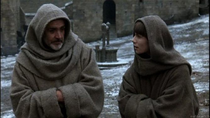Sean Connery y Christian Slater en