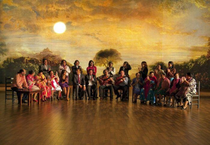 """""""Flamenco Flamenco"""" (Carlos Saura, 2011)"""
