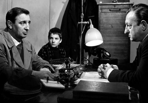 """""""Los 400 Golpes"""" (1959)"""