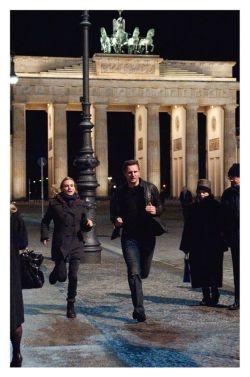 """Diane Kruger y Liam Neeson en el film """"Sin Identidad"""" (2011)"""