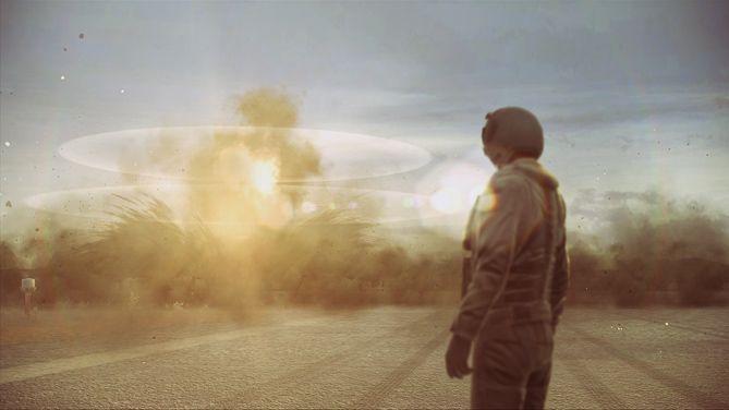 """""""ACE COMBAT: ASSAULT HORIZON"""" (2011)"""
